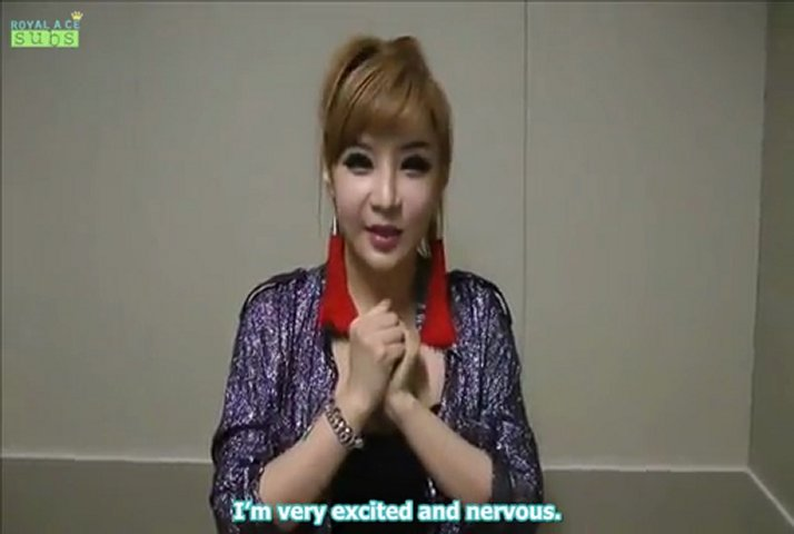 {ROYALACES} 110920 2NE1 Japan Debut Countdown Bom Comment [ENG] | PopScreen