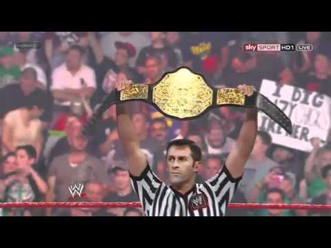 WWE No Way Out 2012 HDTV x264 PART 1 | PopScreen