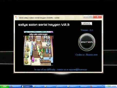 Free sallys salon serial Key Generator | PopScreen