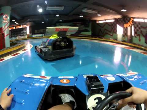 GoKart Drifting at Big Bang pt. 3 | PopScreen