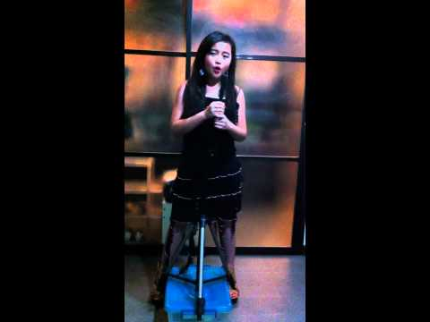 inspired by Jessica Sanchez ( Ianah Marie Nava-Tiongco) | PopScreen