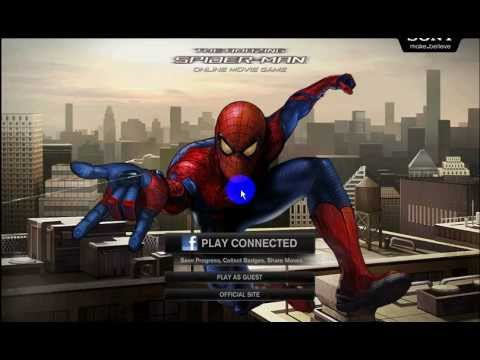 the amazing spider man free online games to play