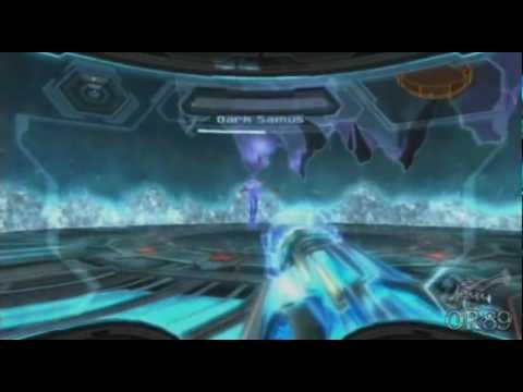 Metroid Prime 3 - Dark Samus Boss Fight (Hypermode) | PopScreen