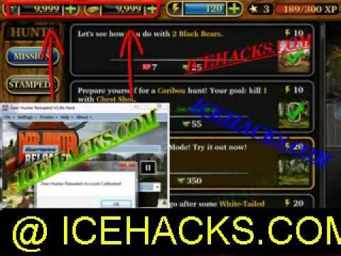 Deer Hunter Reloaded Hack No Surveys(Easy Ver1.6b DH Reloaded Hack)No
