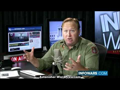 The Alex Jones Show 2012-06-29 Friday | PopScreen