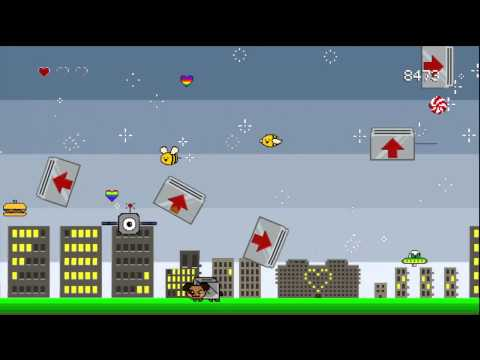 Nyan Cat Adventure -