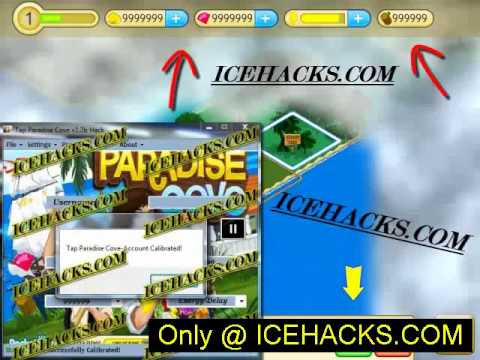 Tap Paradise Cove Rubies Hack(Unlimited Tap Paradise Cove Ruby Hack)Free 2012 | PopScreen