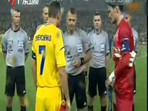 Ucrania perdió a Francia [16/06/2012] una tormenta eléctrica la interferencia de competencia | PopScreen