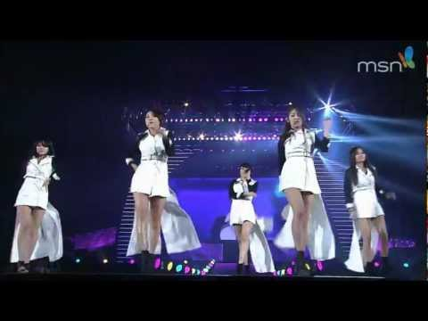 120111 4Minute @ 26th Golden Disk Awards [FULL HD CUT] | PopScreen
