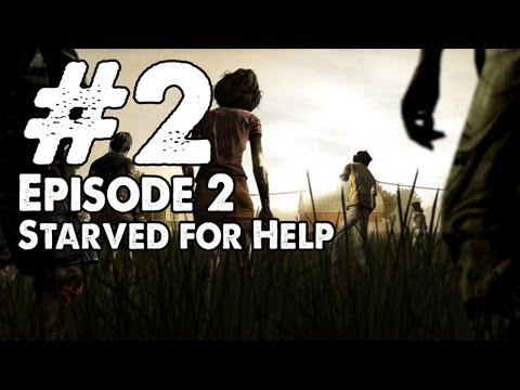 The Walking Dead Walkthrough - Part 2 [Episode 2] FOOD TIME Let's Play - PS3 Xbox PC | PopScreen