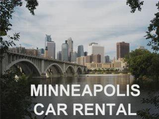 Car Hire Minneapolis St Paul