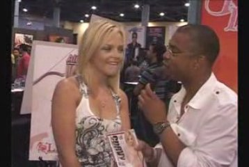 Alexis Texas at Exxxotica Miami Beach 2009