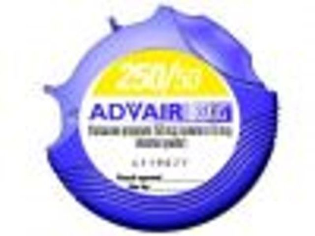 advair diskus with spacer