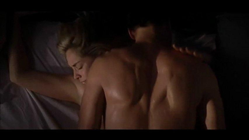 Sharon Stone Sliver Sex Scenes