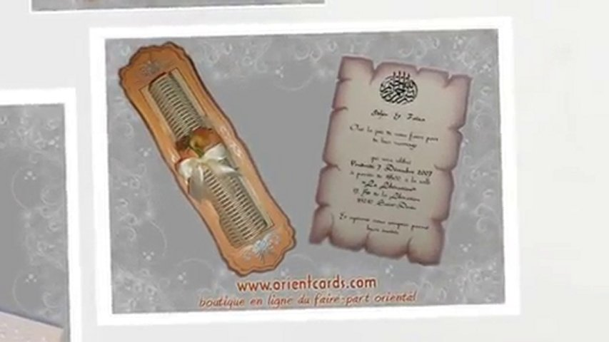faire part oriental carte d invitation mariage popscreen pictures to gallery - Carte D Invitation Mariage Orientale