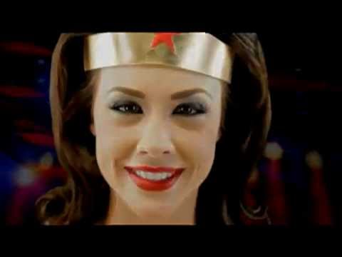Wonder Woman XXX Interactive Porn Parody - Chanel Preston | PopScreen