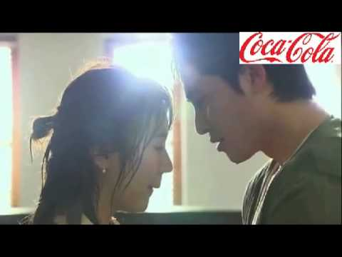 Lie to me -- Episode 8 Kissing Scene -- ( Coca-Cola - Samsung Galaxy SII Commercial ) | PopScreen