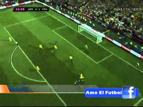 Francia 2-0 Ucrania Eurocopa 2012 | PopScreen