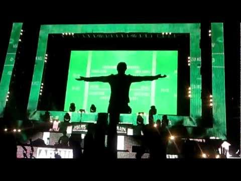 Armin Van Buuren's Intro @KineticFIELD EDC Las Vegas 2012 ::Day3:: 