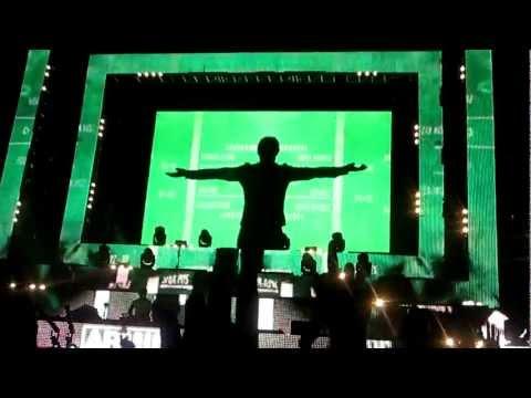 Armin Van Buuren's Intro @KineticFIELD EDC Las Vegas 2012 ::Day3::