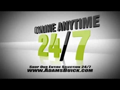 Adams Buick Richmond Ky >> 2011 Buick Lucerne - Becker Buick GMC - Spokane, WA 99202 ...
