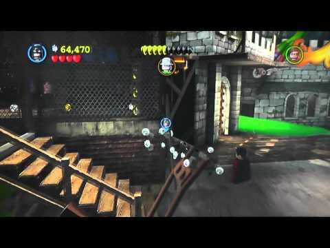 Part 2 - Level 1 - Lego Batman 2: DC Super Heroes Gameplay ...