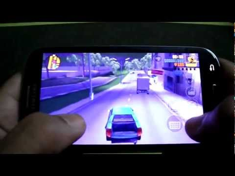 SAMSUNG GALAXY S3 GRAND THEFT AUTO 3 GAMEPLAY.mp4 | PopScreen