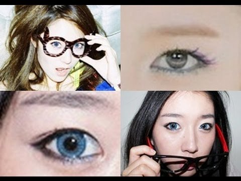 F(x) Electric Shock Krystal Make up tutorial +bloopers ... F(x) Electric Shock Krystal