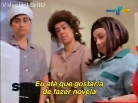SNL Brasil - Sátira das Empreguetes da novela Global - 03/06/12 ...