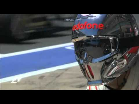 Hamilton pit problem,Valencia 2012(European Grand Prix) | PopScreen