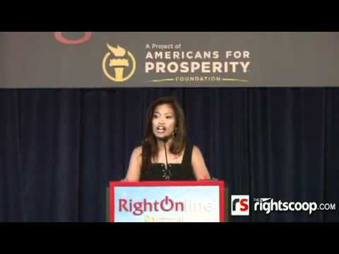 Michelle Malkin speech at Right Online 2012 #RO12