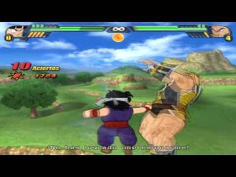 Dragon Ball Z Budokai Tenkaichi 3 Modo Historia - La ira de Goku | PopScreen