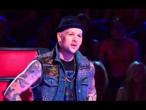 The Voice Australia - Karise Eden - Its a Man's World - Amazing Girl sings | PopScreen