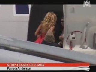 Pamela Anderson oops | PopScreen