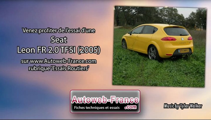 2005 seat leon 2 0 tfsi related infomation specifications weili automotive network. Black Bedroom Furniture Sets. Home Design Ideas
