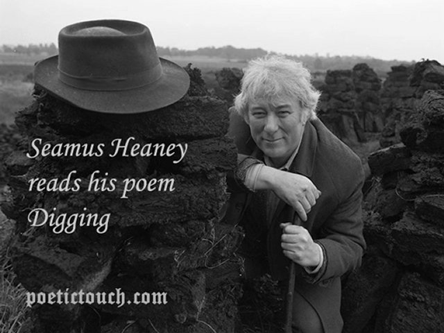 """Digging"""" by Seamus Heaney - GCSE English - Marked by Teachers.com"""