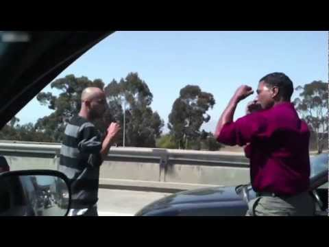Road Rage fight - Los Angeles | PopScreen