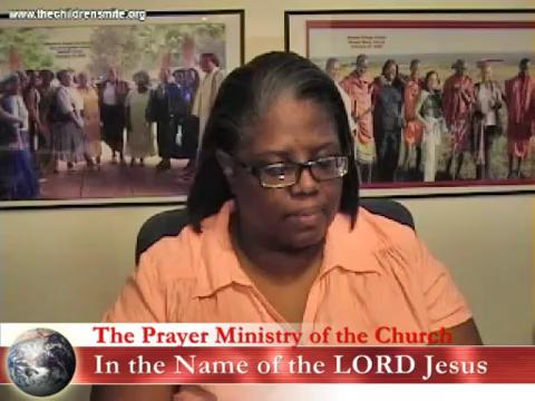 The Prayer Ministry of the Church: In the Name of the LORD Jesus | PopScreen