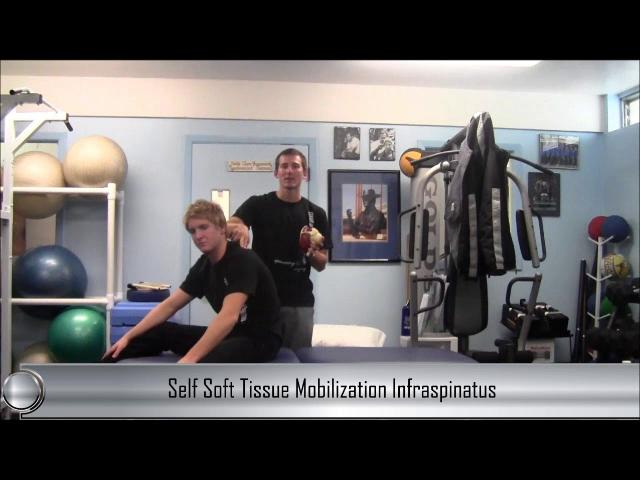 Dryland Tip: Self Soft Tissue Mobilization Infraspinatus
