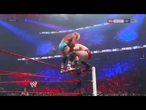 WWE No Way Out 2012 HDTV x264 PART 2 | PopScreen