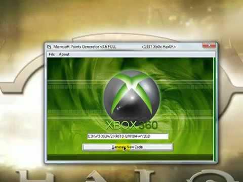 Brand NEW Microsoft Points Generator v3 | PopScreen
