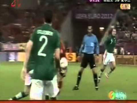 Spain vs. Ireland UEFA EURO 2012 All Goals Highlights | PopScreen