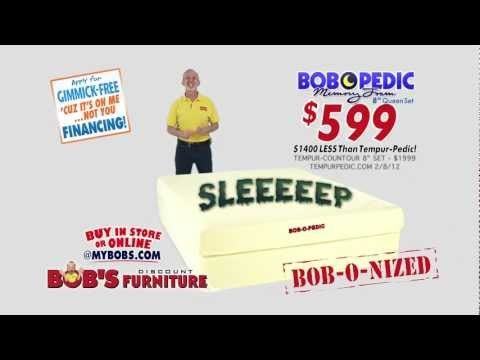 """Don t Be A Zombie My Bobopedic 8"""" Queen Mattress is ly"""