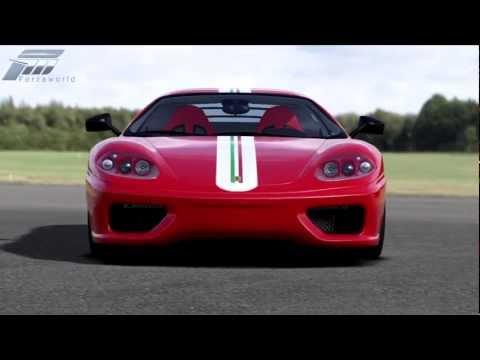 Forza 4 - 2003 Ferrari Challenge Stradale - Unicorn Car | PopScreen