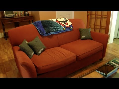 Tour of a Geek's Living Room: Spring 2012 | PopScreen