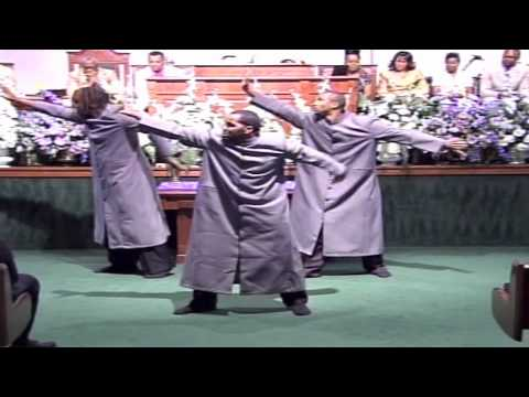 The Temple of Praise Men's Dance Ministry