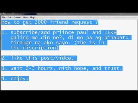 how to get friends video on facebook