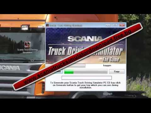 Scania Truck Driving Simulator Serial Key | PopScreen