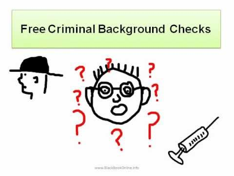 Free online dating background checks