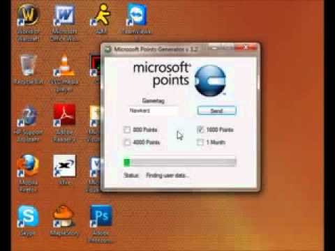 Xbox LIVE & Microsoft Points Code Generator 2012 Download XBL - 100% Legit - 12 months | PopScreen